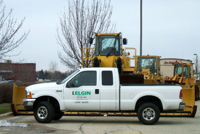 Equipment Rentals Elgin Sweeping Services